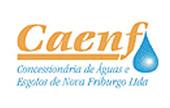 CAENF – Companhia de Águas e Esgotos de Nova Friburgo, RJ